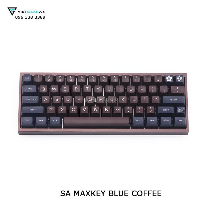 SA MAXKEY BLUE COFFEE