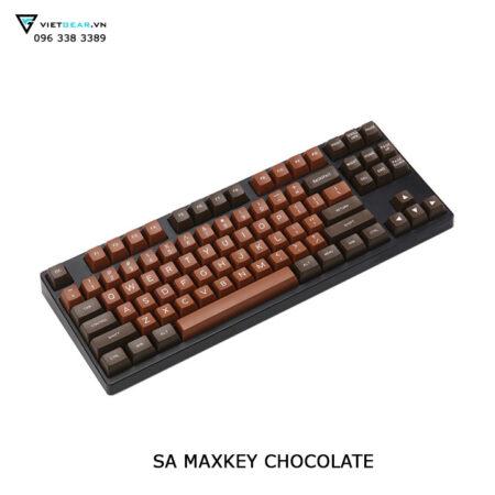 SA Maxkey Chocolate