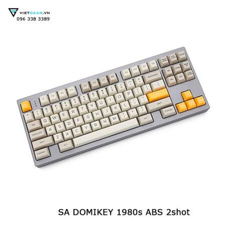 sa domikey 1980s