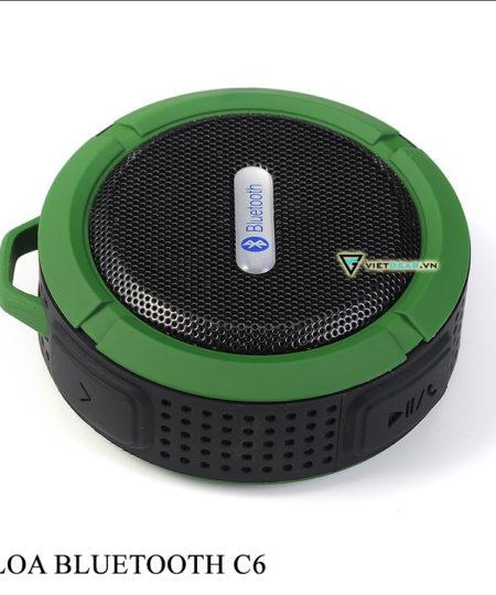 Loa bluetooth C6 mini, di động, âm thanh to đùng đoàng