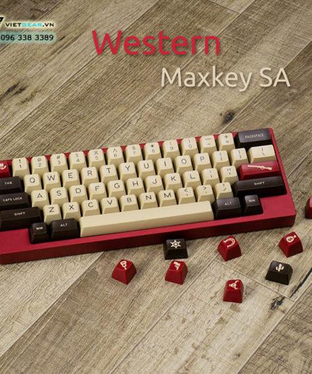 SA Maxkey Western, phong cách miền Tây nước Mỹ