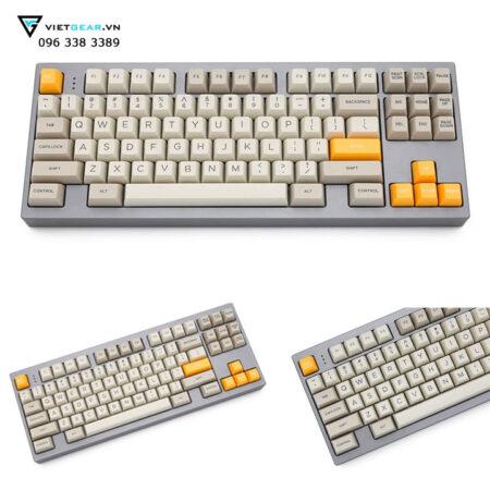 SA Domikey 1980s 159 nút, keycap SA ABS cao cấp