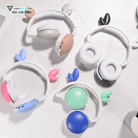 Tai nghe tuần lộc BH - S522 Bluetooth
