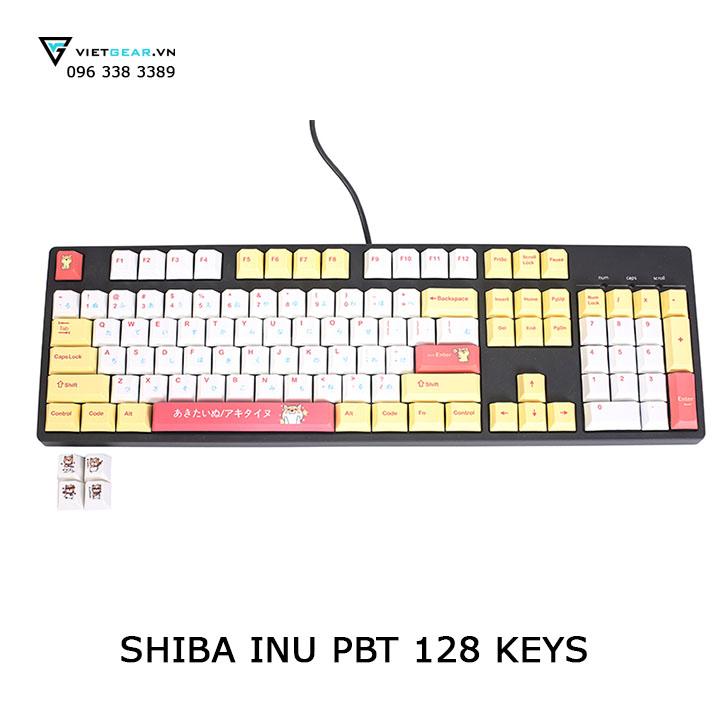 shiba inu keycap