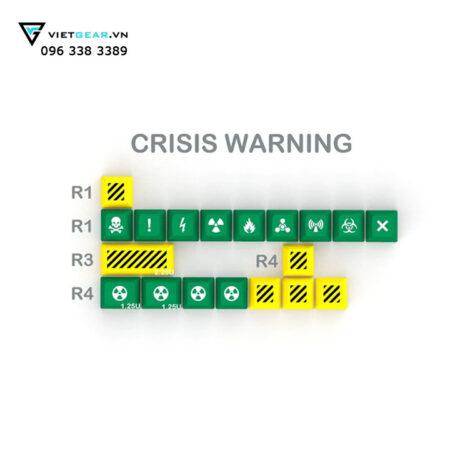 Crisis warning