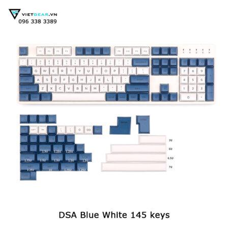 dsa blue white