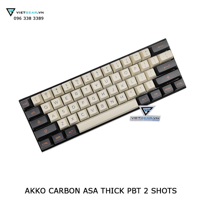akko carbon asa