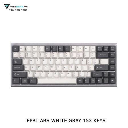 white gray epbt